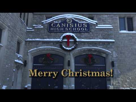 Canisius High School Video Christmas Card 2016