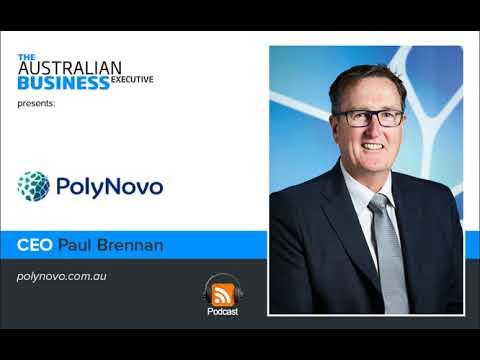 PolyNovo (ASX:PNV) CEO Paul Brennan podcast
