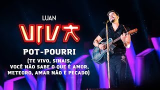 Luan Santana - pot-pourri (DVD VIVA) [Vídeo Oficial]