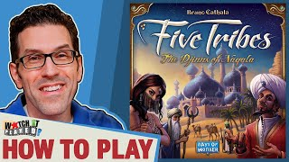 Five Tribes - How To Play