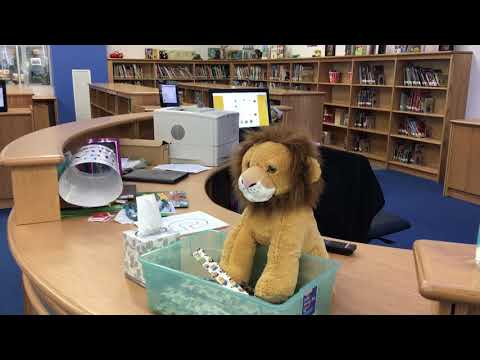 Seabourn Elementary School Library Tour