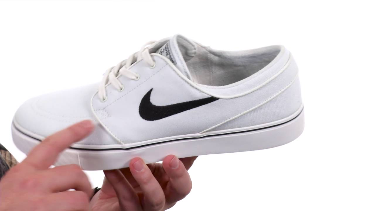 4ec2d94ce73f Nike SB Zoom Stefan Janoski Canvas SKU 8583359 - YouTube