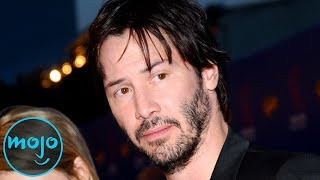 The Heartbreaking Life of Keanu Reeves