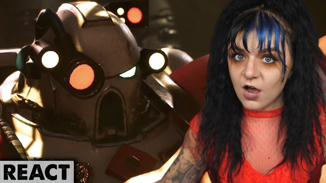 Download The Fortress Monastery | Warhammer 40,000 | Girls React