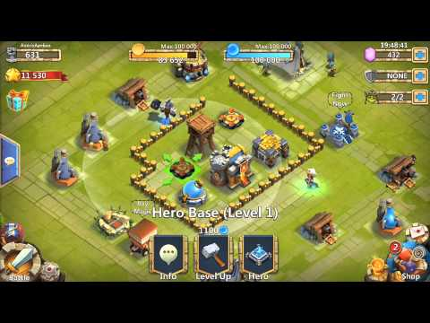 Castle Clash Let's Play Ep.8:Connection Failure -_-