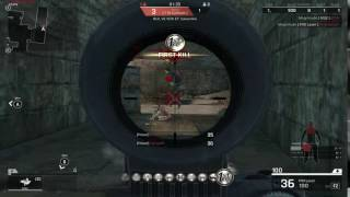 PHANTOMERS : 1v5 ThunderS vs ZİRVE Team kill by Magnayt