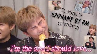 RM SING EPIPHANY  (ENG lyric/Sub - click CC)