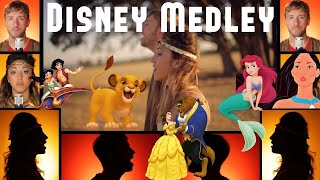 Disney Medley - Peter Hollens & Alex G