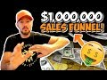 COPY MY SALES FUNNEL THAT MADE $1,000,000+ | Chris Record Vlogs 81