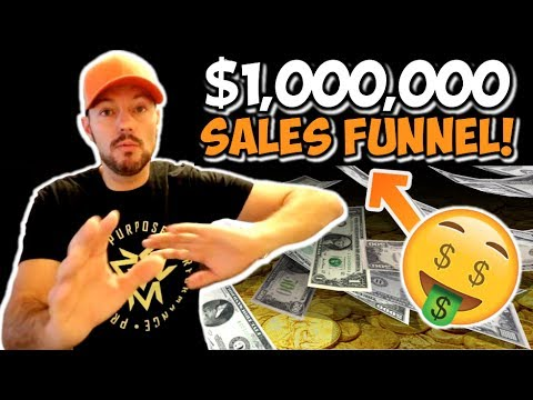 COPY MY SALES FUNNEL THAT MADE $1,000,000+   Chris Record Vlogs 81