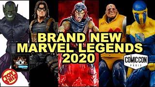 2020 BRAND NEW MARVEL LEGENDS REVEALS