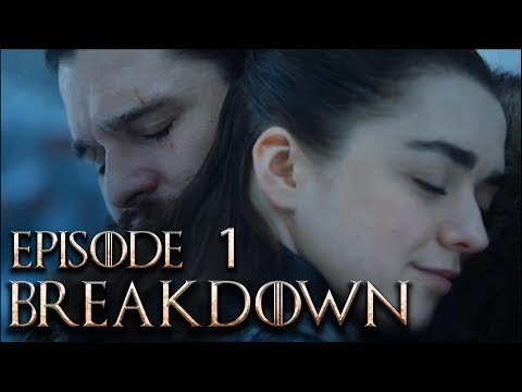 New Game Of Thrones Season 8 Episode 1 Breakdown