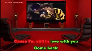 Karaoke - J.Geils Band - Come Back