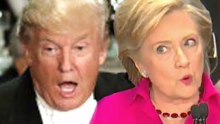 Clinton & Trump