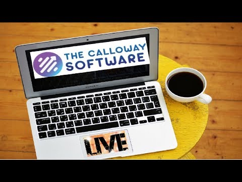 The Calloway Software Latest Trading - Trading In A Slow Market! Live