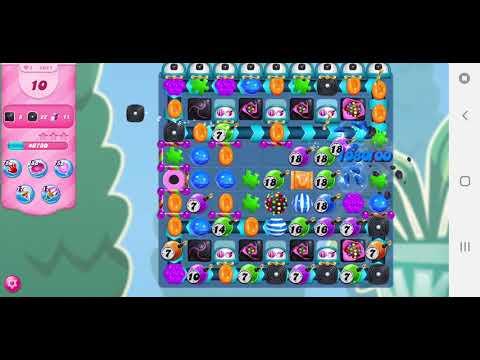 Candy Crush Saga level 5021