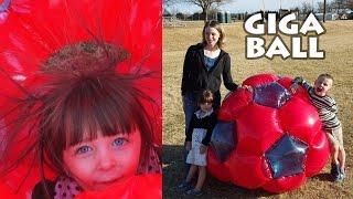 HUGE GIGA BALL Kids Toy Ball for Children Kinder Playtime