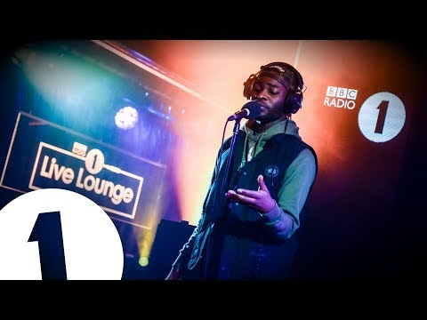 Dave - Born to Die (Lana Del Rey cover) in the Live Lounge