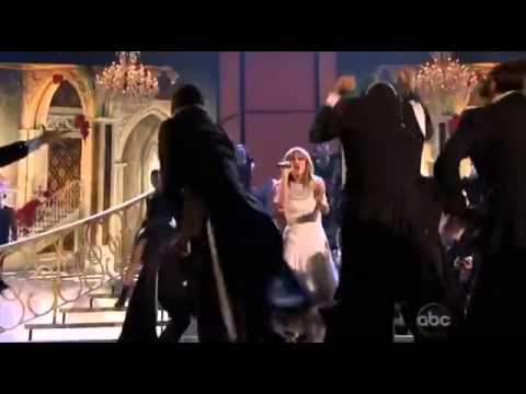 Taylor Swift  I Knew You Were Trouble Performed   2012 American Music Awards AMA