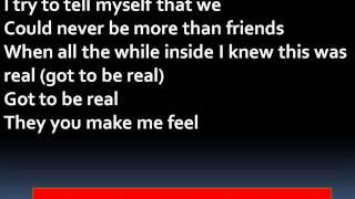 Beyonce - Closer I Get To You Lyrics