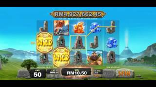 Jackpot Giant  Funny Newtown Casino Slot Machine Game Permainan Play in Malaysia genting(, 2015-05-26T06:40:42.000Z)