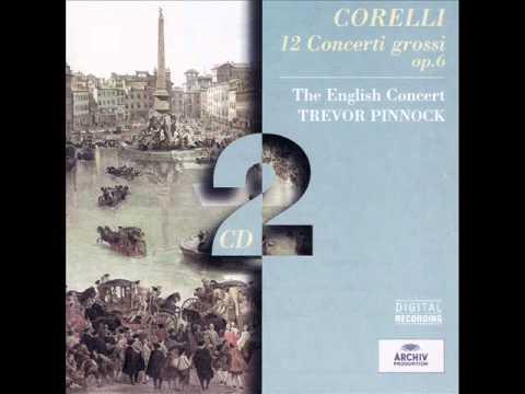 Corelli Concerto Grosso in G minor 'Christmas'_2nd movement