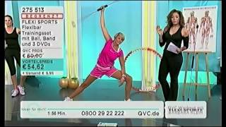 Repeat youtube video Barbara QVC trailer & show