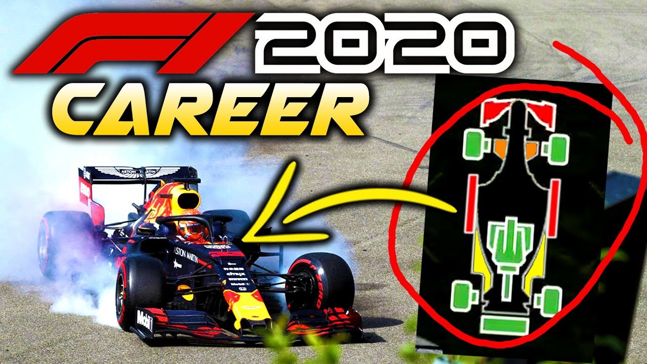 F1 2020 Game | 8 THINGS THAT I WANT TO SEE IN F1 2020 CAREER MODE