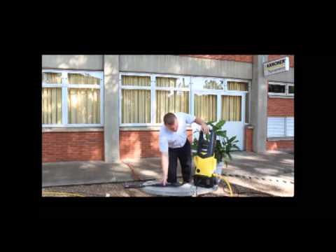Karcher - Como Retirar o Ar de Sua Lavadora de Alta Pressão