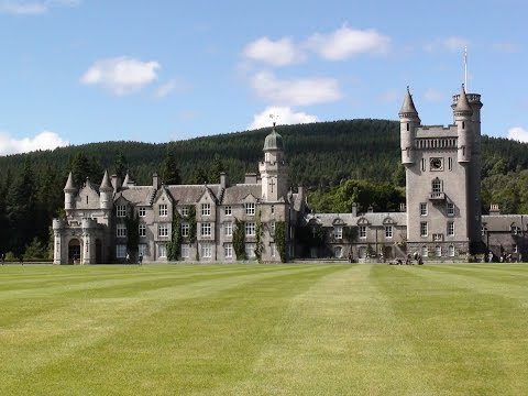 Balmoral Castle 22-Jul-2010