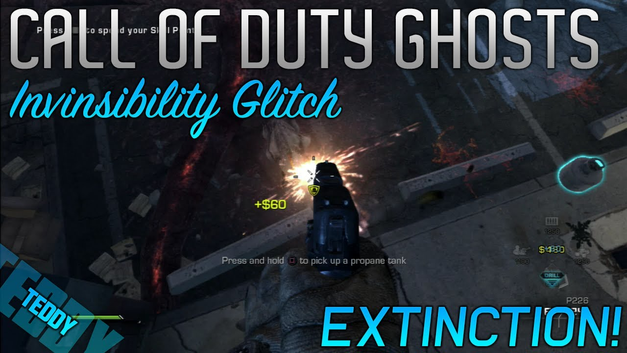 cod ghosts extinction cheats