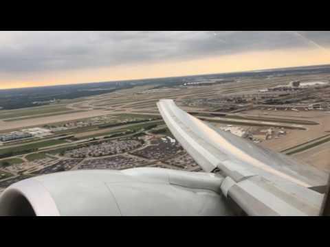 Qatar Airways Business Class Boeing 777-300ER Dallas (DFW) - Doha (DOH)