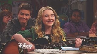 Maya Harts(Sabrina Carpenter) song:Ranger Rick