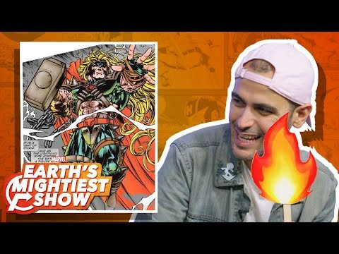 Get some last minute DIY Marvel Halloween Costumes and more! | Earth's Mightiest Show