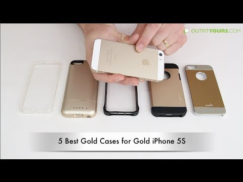 more photos b3cae 0adda Top 5 Best Gold iPhone 5S cases - Cases for Gold iPhone 5S