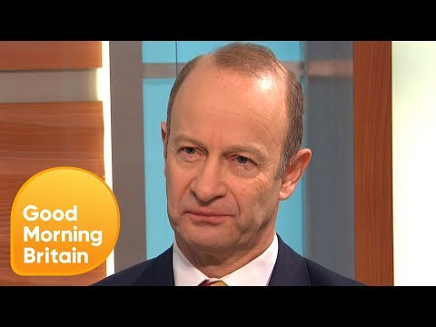 UKIP: Henry Bolton Refuses to Step Down as Leader | Good Morning Britain