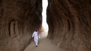 Saudi eases access to long-hidden ancient ruins