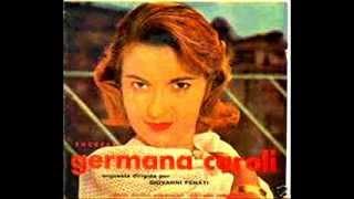 Germana Caroli   Tintarela di luna  B Pallesi  W Malgoni 1960