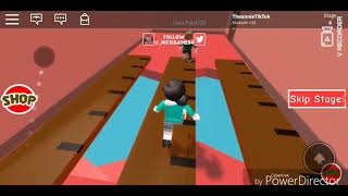 ROBLOX-escape the school obby   Roblox    gameplay tagalog ver.  