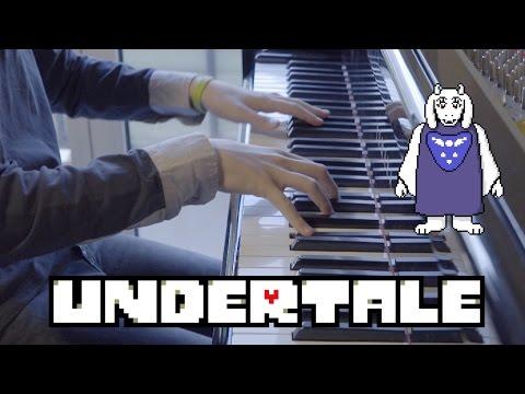 Undertale OST - Heartache (Piano Cover)