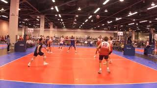 Guillermo Jordan Volleyball Highlights