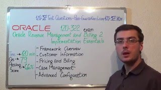 1Z0-322 – Oracle Exam Billing 2 Implementation Test Essentials Questions