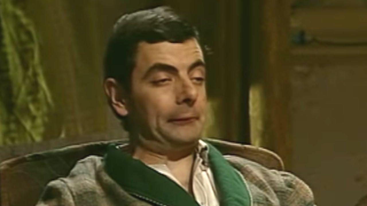 Mr Bean Christmas.Christmas Eve Mr Bean Official