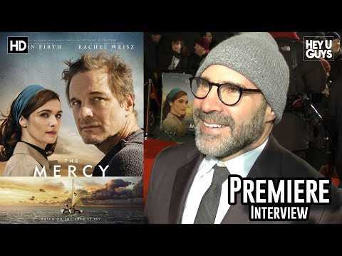 Writer Scott Z. Burns  The Mercy Premiere