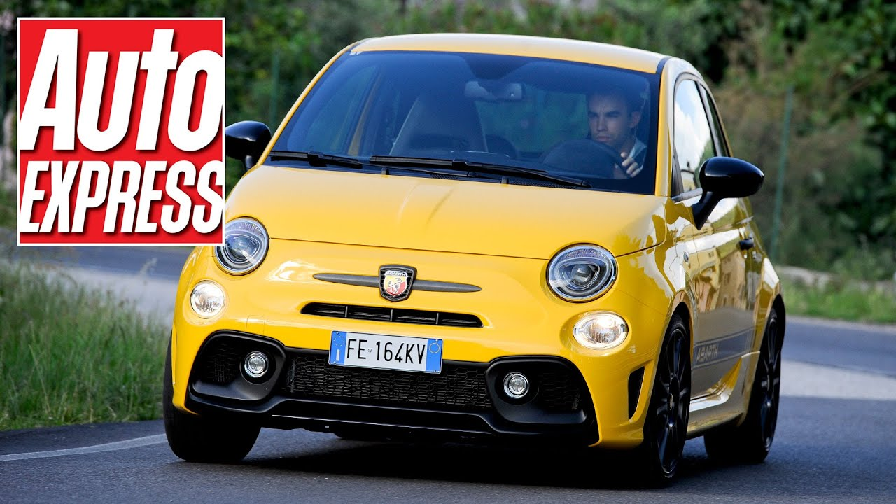 abarth 595 competizione review cheeky pocket rocket gets a nip tuck youtube. Black Bedroom Furniture Sets. Home Design Ideas