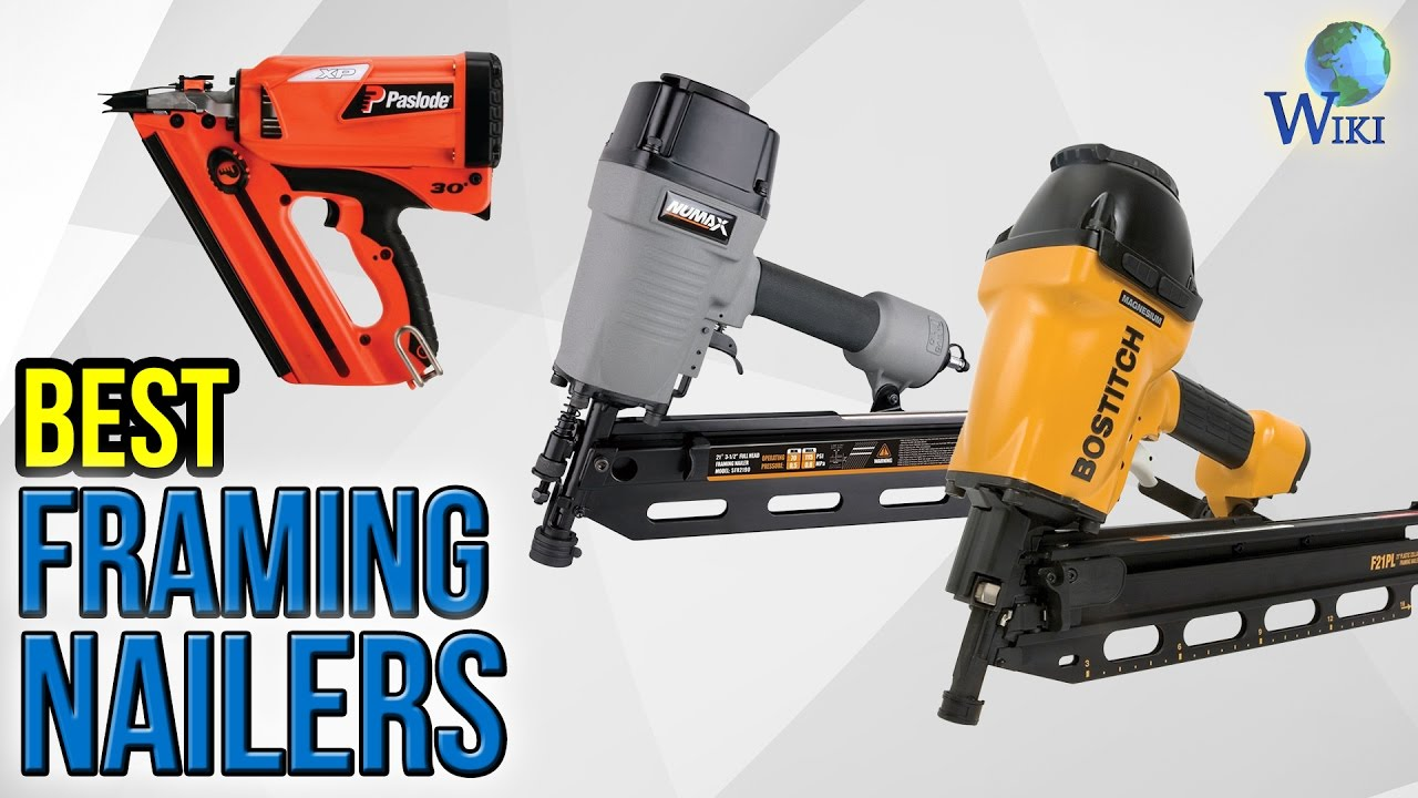 9 Best Framing Nailers 2017 - YouTube