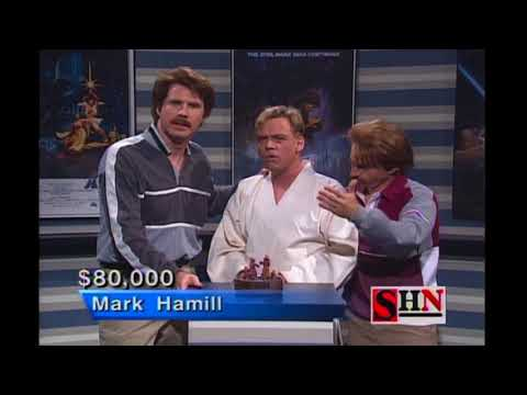 "HUGE Mandela Effect Residue - Even Mark Hamill remembers ""Luke, I am your father!"""