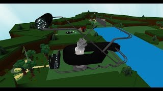 Rollercoaster tutorial Part 3    Roblox Build a boat for treasure