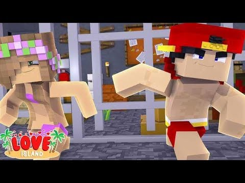 BREAKING OUT OF PRISON ! Love Island | Minecraft Little Kelly
