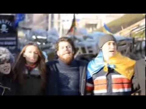 Чи ви чуєте цей спів? - хор учасників Євромайдану